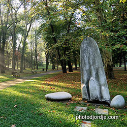 Park u Vrnjačkoj Banji