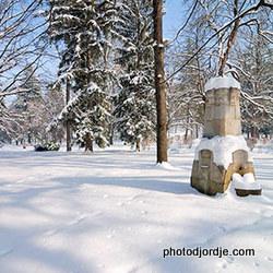 Zima u Vrnjačkoj Banji