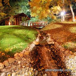 Japansi vrt u Vrnjačkoj Banji