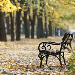 Jesen u vrnjačkoj Banji