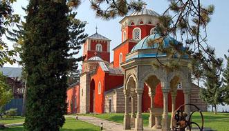 Manastiri u okolini Vrnjačke Banje