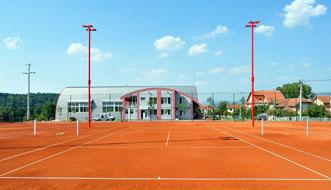 Sportski tereni u Vrnjačkoj Banji