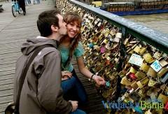 Most ljubavi u Vrnjačkoj Banji