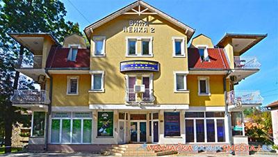 Vila LENKA - Apartmani - apartmani u Vrnjačkoj Banji